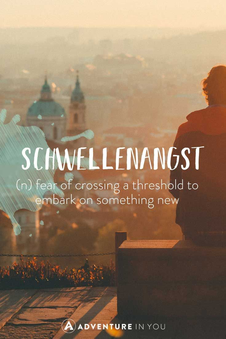 Unusual travel words with beautiful meanings | Looking for some travel inspiration? Check out these beautiful words from different languages that sum up emotions in traveling perfectly