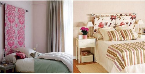 17 best images about cabeceira de cama on pinterest for Cama barata