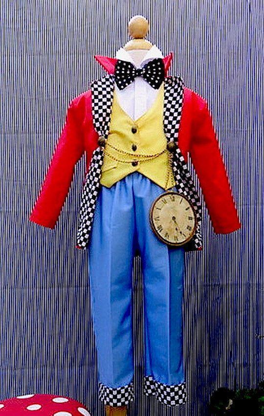 Alice in Wonderland White Rabbit Costume by CNLChildrensApparel