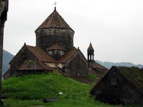 Monasteries of Haghpat and Sanahin: Haghpat Monastery in Armenia