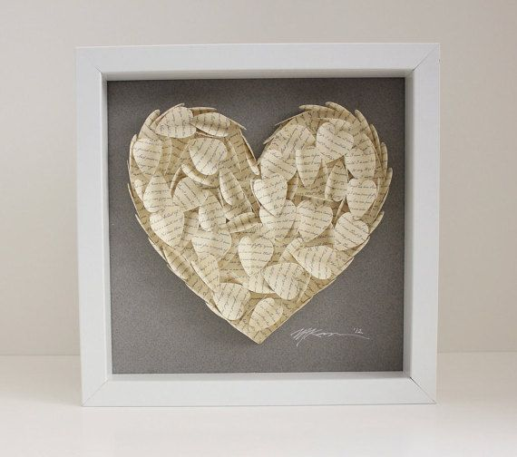 Framed wedding vows / gift for wife / anniversary gift for her / Personalized couple / modern wedding present.