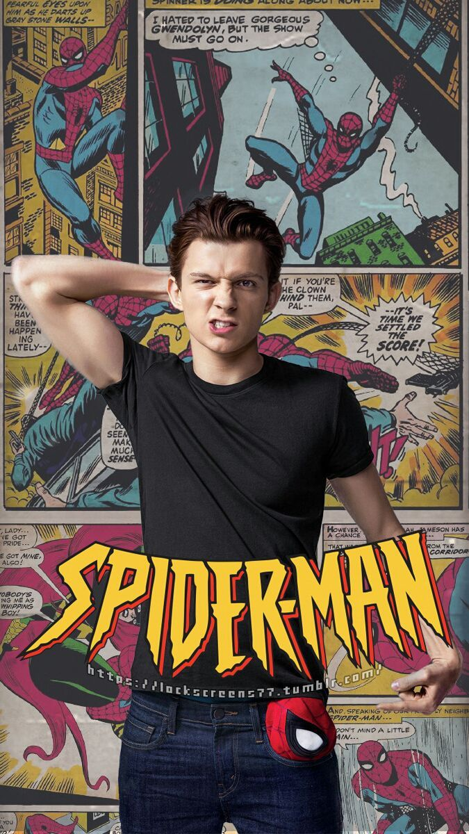 Peter Parker/Tom Holland»One Shots [EDITANDO] | Cuties | Tom