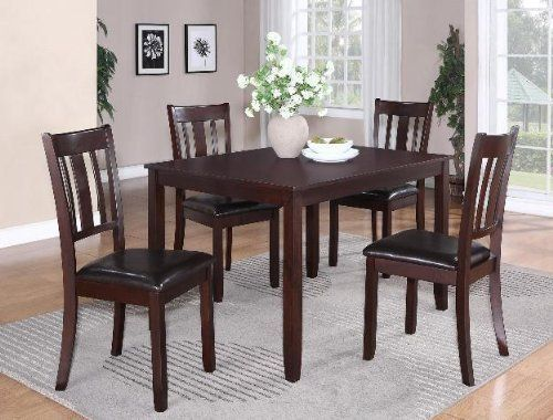 1000 images about home kitchen dining room sets on for Dining room table 36 x 48