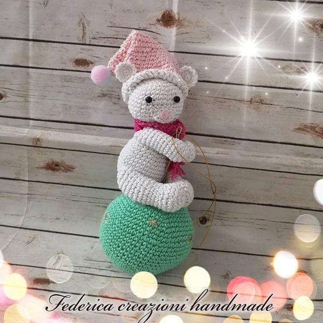 Peluche de crochet 'Conejita de orejas largas' – AMIGURUMI ... | 640x640
