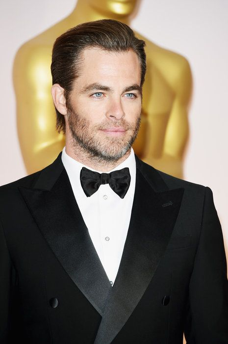Chris Pine 2015 | Academy Awards
