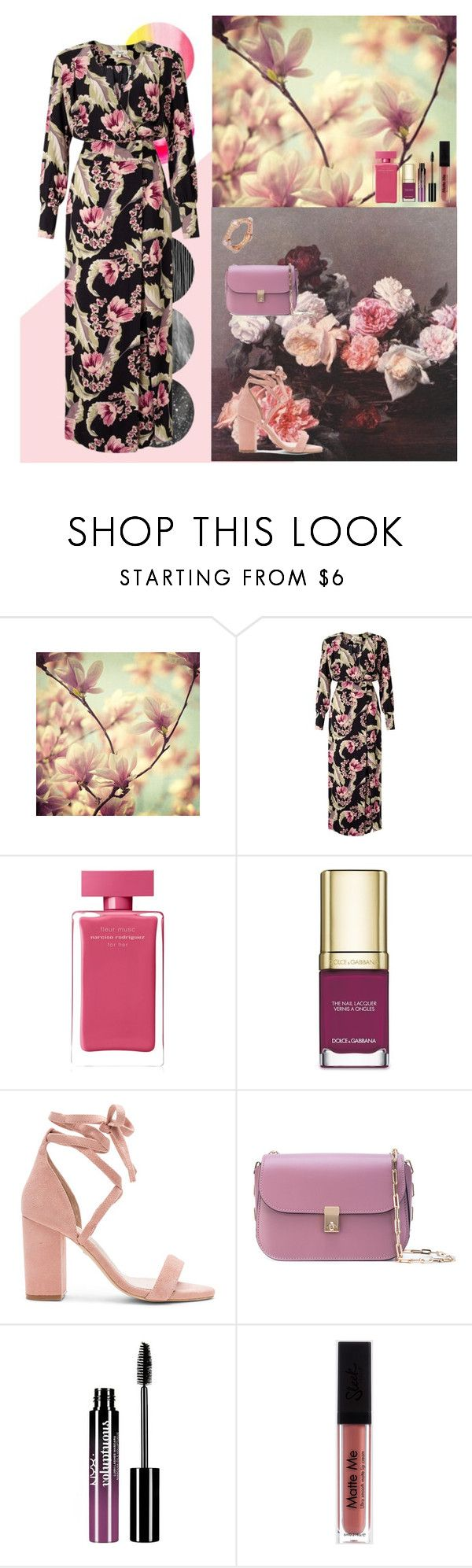 """""""The Campaign In An Art Gallery"""" by oksana-kolesnyk ❤ liked on Polyvore featuring Somerset by Alice Temperley, Narciso Rodriguez, Dolce&Gabbana, Raye, Valentino, Charlotte Russe and H.Azeem"""