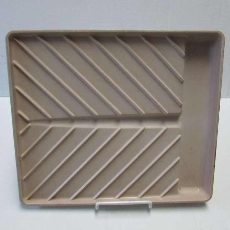 Vintage Anchor Hocking 485 Microwave Bacon Tray Pan Cooker Microware PM 469 TI