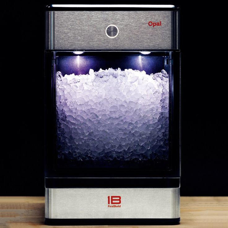 Opal is the ice maker that's designed for your life, with a broad range of features that make it easy and convenient to enjoy.Opal is smart enough to know when to start and stop making ice. It's equipped with a sensor that will identify the fill level of the bucket to turn the ice maker on and off. Just like in any cooler, ice will slowly melt within the air-insulated bucket. Opal will automatically turn on to make sure that the bucket is refilling with ice.Portability/DesignCompact coun...