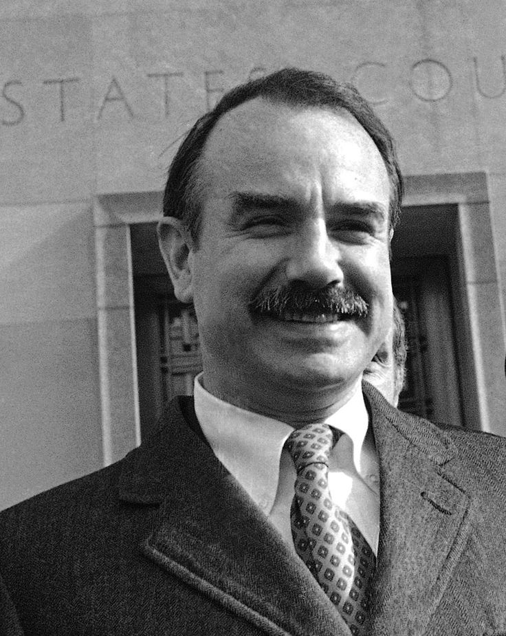 """G. Gordon Liddy, a right-wing extremist, Nazi sympathizer, and bumbling idiot was the leader of the Plumbers, a group of CIA and FBI agents with some Cuban exiles who were hired by then-president Richard Nixon to conduct surveillance and """"dirty-tricks"""" operations on the Democratic National Committee during the election of 1972. While breaking into DNC headquarters in the Watergate Hotel, they were caught. Liddy spent several years in prison for his role in the illegal operation."""
