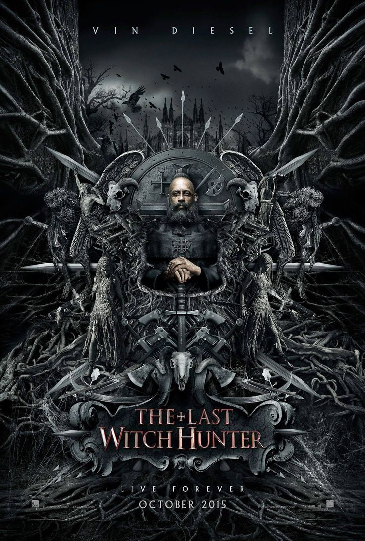 Vin Diesel is all that stands between humanity and the most horrifying witches in history. The #LastWitchHunter is coming to Australian cinemas October 29.