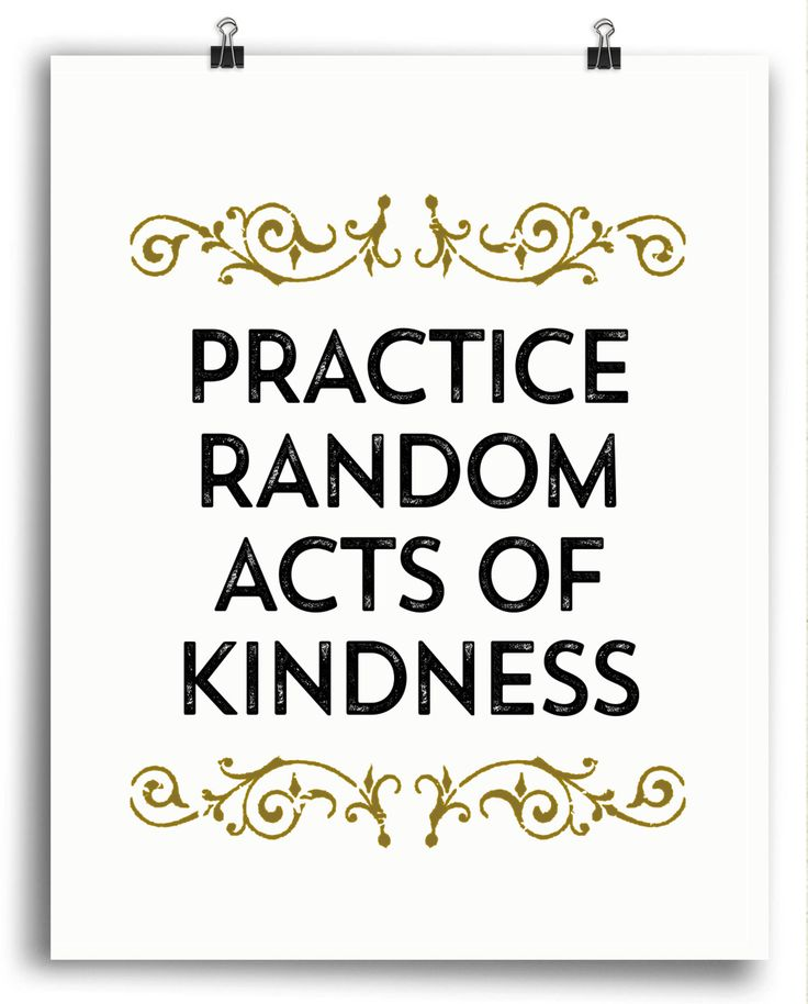 little antics in kindness create all the volume in everyday living essay