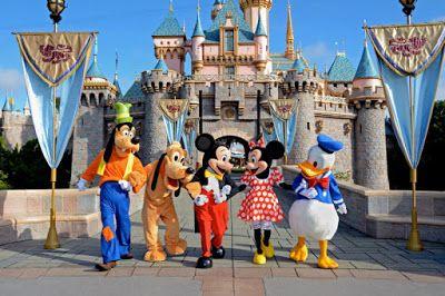 Be stylish: Můj sen-Disneyland,,Warner Bros. Studio Tour Lon...
