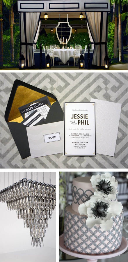 Hollywood Regency Wedding56 best Hollywood regency images on Pinterest   Architecture  . Regency Wedding Invitations. Home Design Ideas