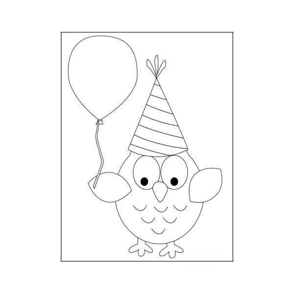 73 Best Images About Owl Coloring Pages On Pinterest
