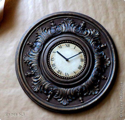 МК Старинные часы или Антикварная лавка на http://stranamasterov.ru/node