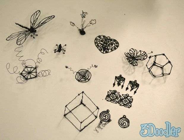 Dessiner en 3D!!!                                                                                                                                                                                 Plus