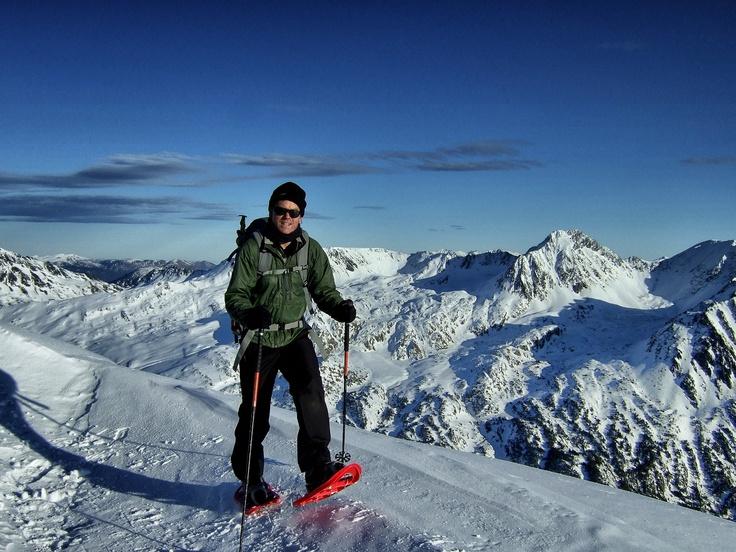 Winter fun in the sun with Pyrenees Mountain Adventure