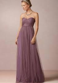 Image result for bridesmaids dresses mauve