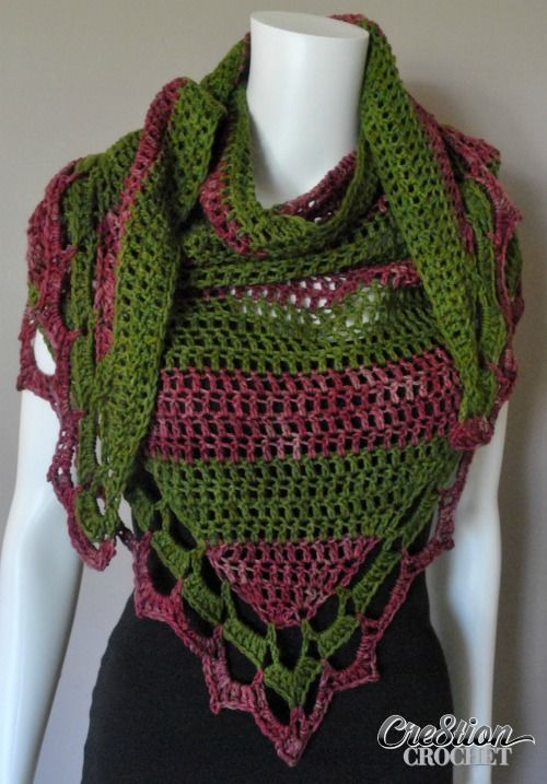 Napa Valley Shawl Crochet Crochet Shawl Crochet Crochet Scarves