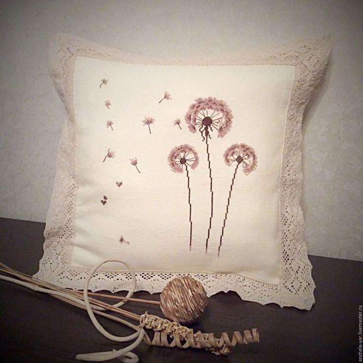 Купить Наволочка декоративная - комбинированный, интерьер, декор для интерьера, декоративная подушка, подарок