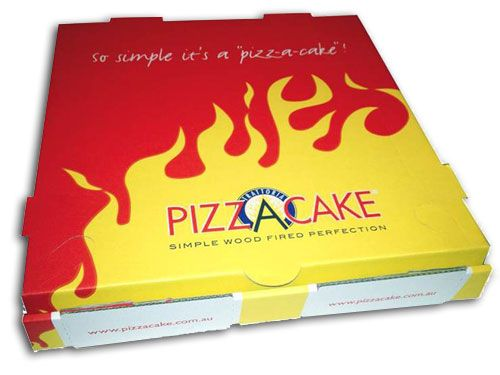 Branded Custom Wholesale Pizza Boxes Brisbane