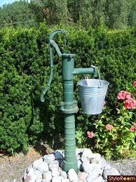 Bildresultat för gammaldags vattenpump