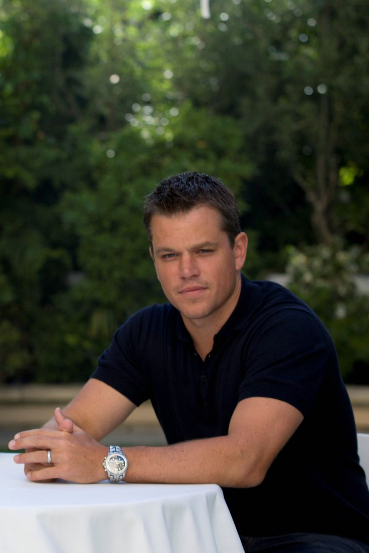Photoshoot #082 - 082-017 - MattDamonFan.net Pictures Gallery | Matt Damon
