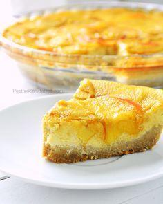 Cheesecake de Manzana y Caramelo SALUDABLE, el cheesecake más saludable y fácil de preparar, libre de azúcar y grasas malas. Porque comer saludable es disfrutar plenamente de los alimento de una manera responsable.