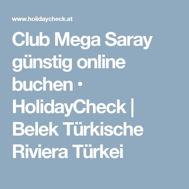 Club Mega Saray günstig online buchen • HolidayCheck | Belek Türkische Riviera Türkei