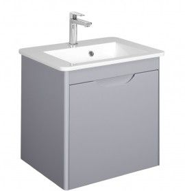 Solo Unit & Basin Quartz in Furniture | Bauhaus Bathrooms - Furniture, Suites, Basins - Ultimate Bathroom Solutions