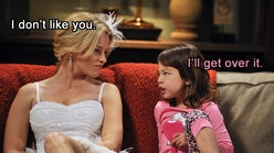Modern Family .. Lily is my fav!