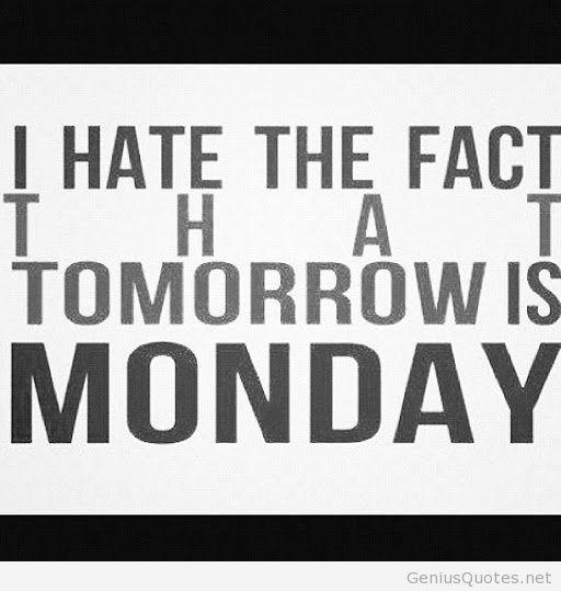 22 best images about MONDAY ALREADY??? on Pinterest  Lol funny pics, Mondays...