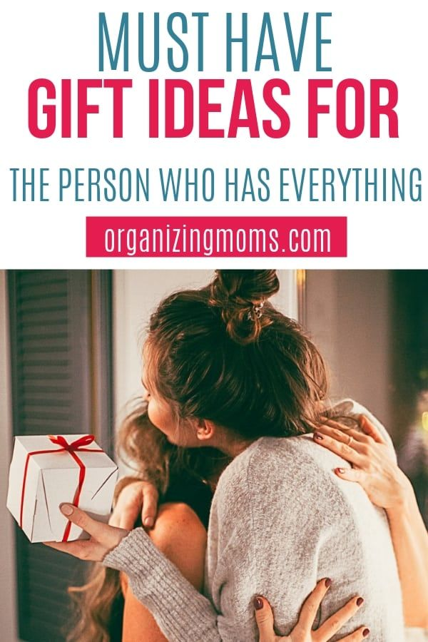 This List Of Unique Gift Ideas Will Help You Find Something Special For The Person Who Has Everything Giftideas Presents Christmas Birthdaygift