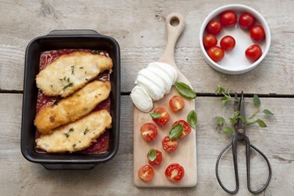 Zo maak je authentieke kip parmigiana italiaans gerecht