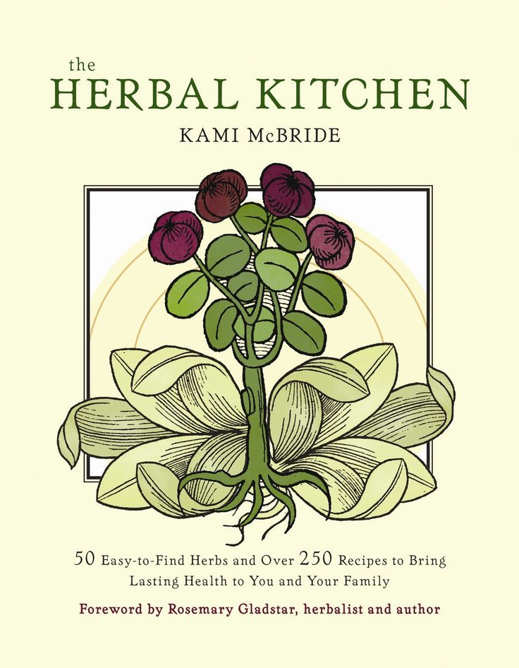 The Herbal Kitchen by Kami McBride Learn how to turn your kitchen spices into your home apothecary. Discover the natural remedies that you already have in your kitchen cupboards http://www.livingawareness.com/theherbalkitchen