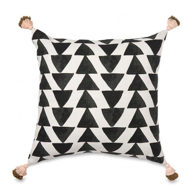 Arrow Cushion Tassels with Insert