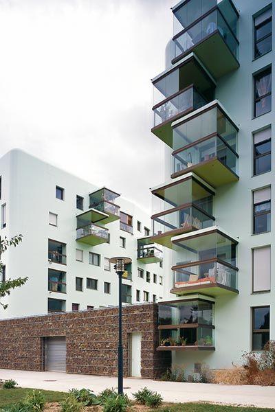 Social Housing Rennes