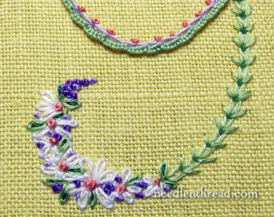 Stitching Outside the Color Comfort Zone – Needle'nThread.com
