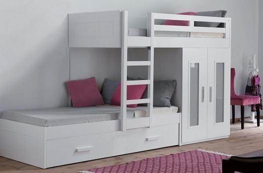 habitaciones infantiles cama tren - Buscar con Google