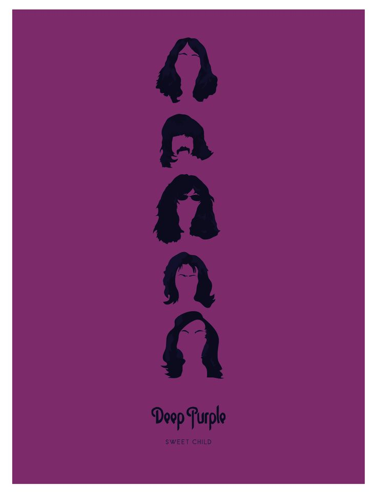 Deep Purple by simonezulli