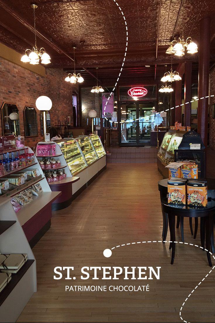 Des baleines et des îles | Arrêt no 5 - ST. STEPHEN : Découvrez la savoureuse histoire de St. Stephen et de l'entreprise des frères Ganong, la plus ancienne fabrique de bonbons du pays.
