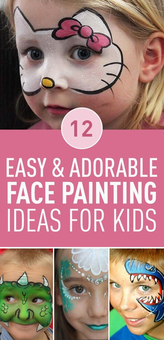 The 25 best face paintings ideas on pinterest face for Painting events near me