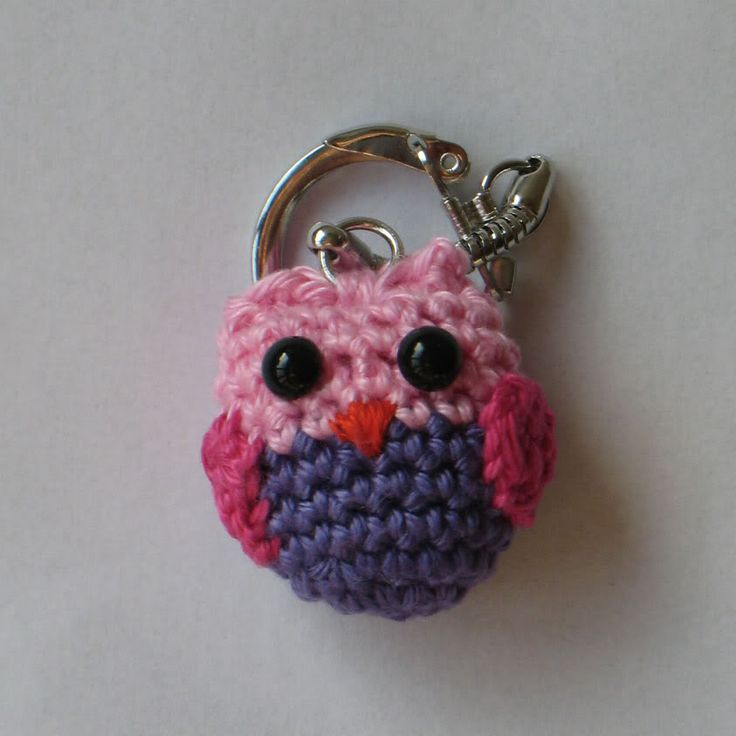 190 best images about Crochet: Keychains on Pinterest ...