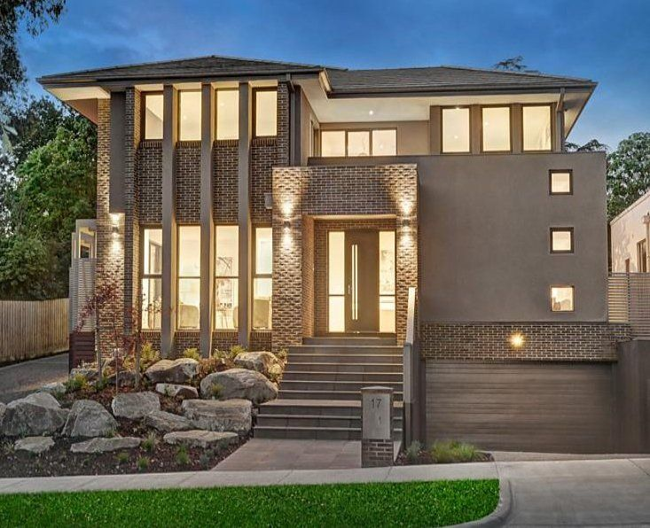 Planta de casa futurehouse pinterest fachadas de for P o style architecture