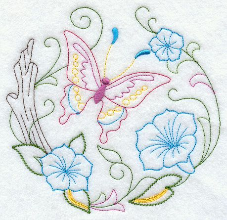 Machine Embroidery Designs at Embroidery Library! - Color Change - G9550
