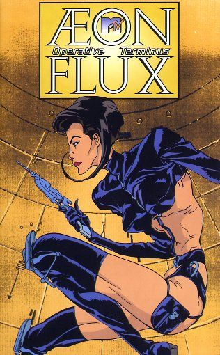 aeon flux anime | Aeon Flux | Watch cartoons online, Watch anime online, English dub ...