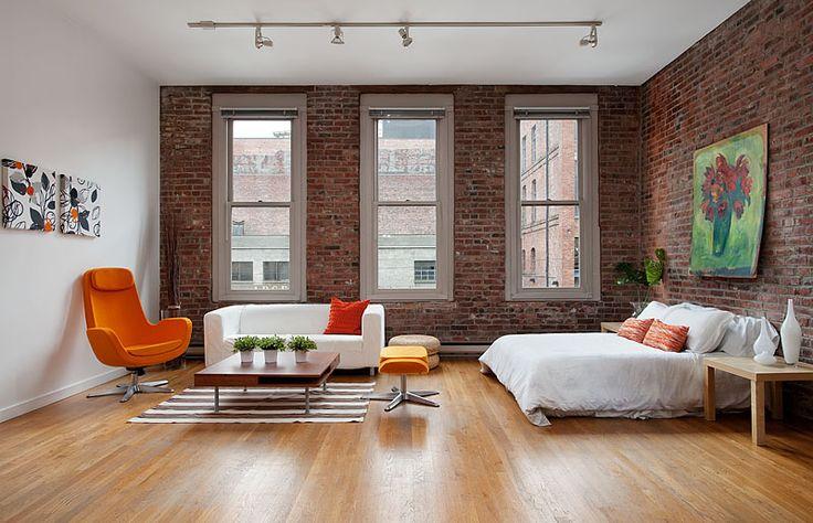 Faux Walls For Studio Apartments