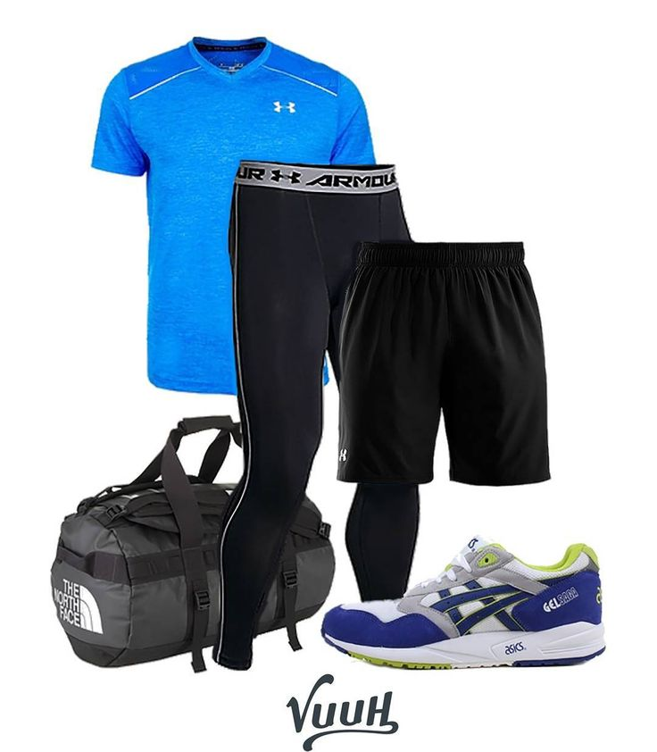 http://www.vuuh.dk/herre/toej/traeningstoj1/ #Workout #træning #beprepared #training #clothes #fashion #men