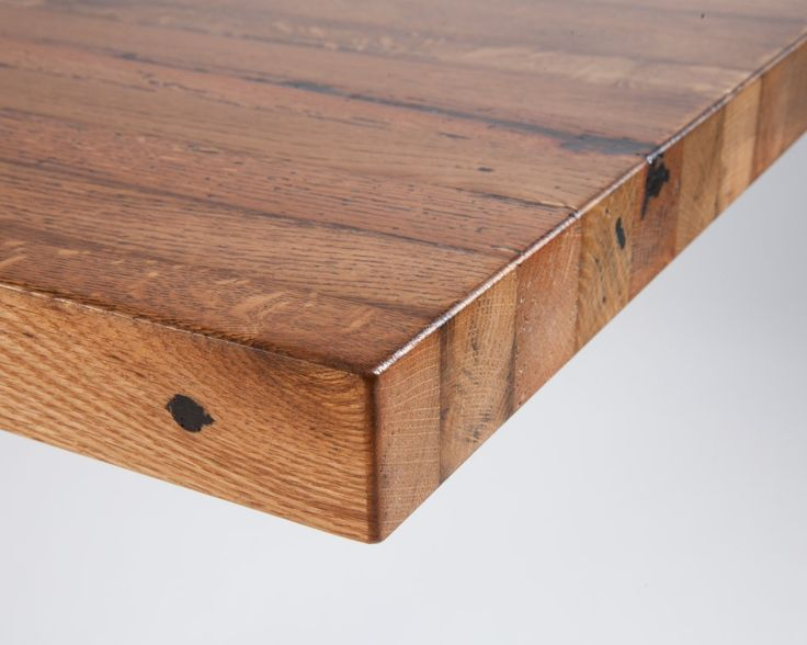 Standard Plank Oak Restaurant Table Tops