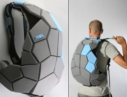 Meiosis Turtle Backpack Cool Backpack Design For Young People ...